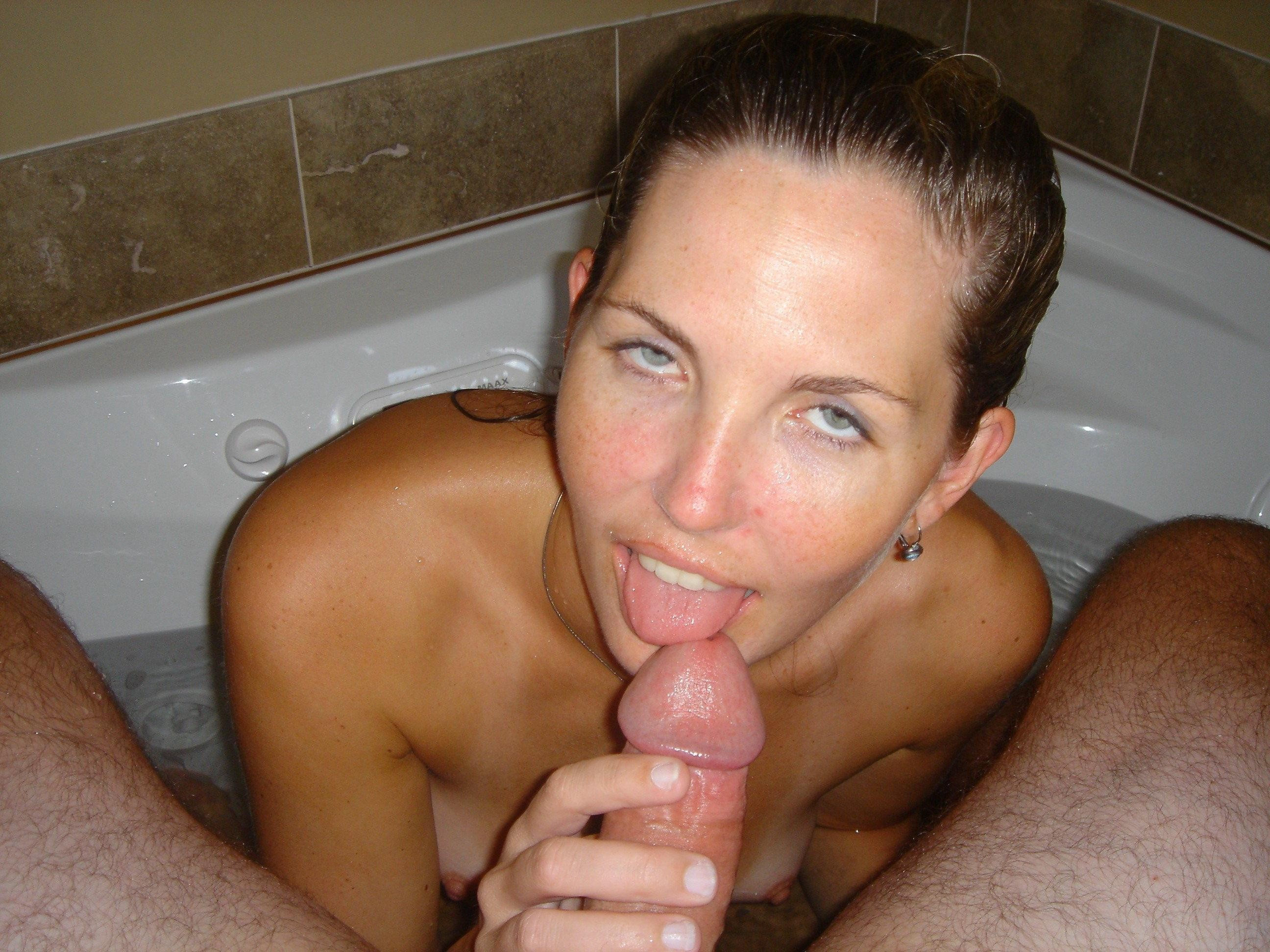 Facial real amateur